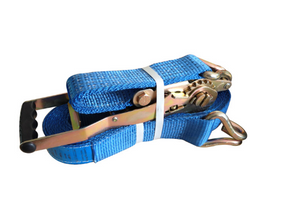 "2"" 50mm 5T ergo type ratchet tie down straps"