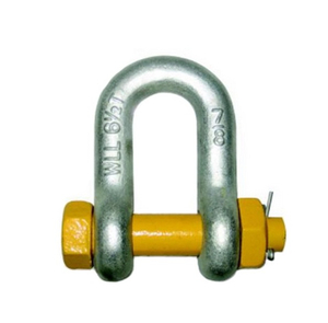 US Type High Tensile Forged Shackle G2150