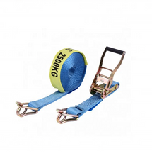 Australia Type Cargo Ratchet Tie Down with Hook And Keeper