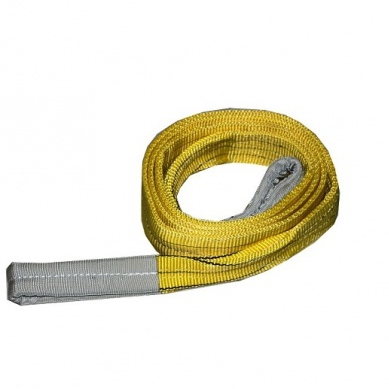Polyester Double Ply Flat Webbing Sling