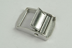 25mm Stainless Steel 304/316 Webbing Cam Buckle